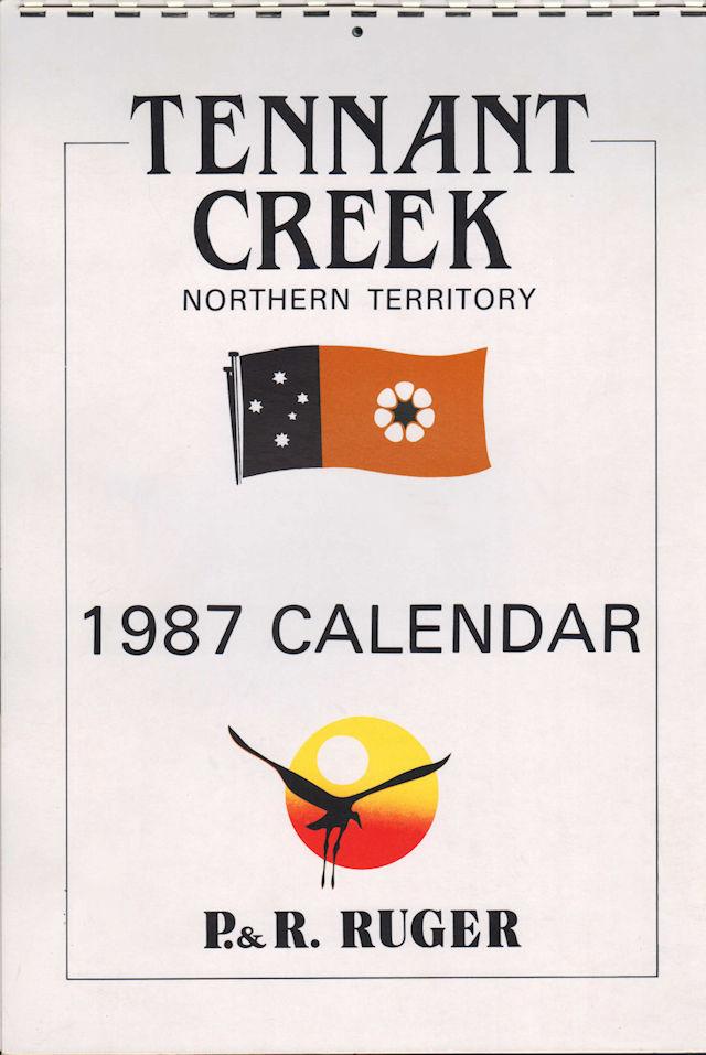 TC Calendar 1987 1