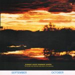 TC Calendar 1987 sep oct Sunset over TC