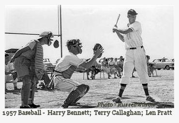 1957 Baseball 10