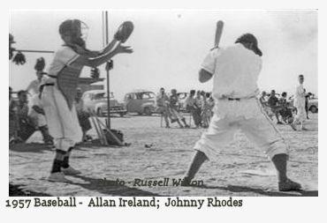1957 Baseball 12