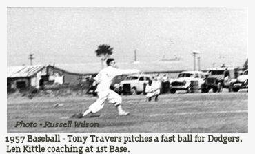 1957 Baseball 16