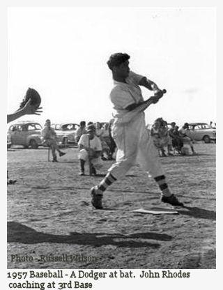 1957 Baseball 17