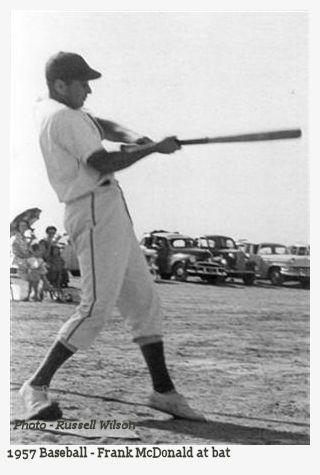 1957 Baseball 19
