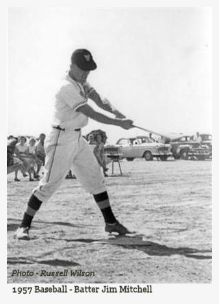 1957 Baseball 2