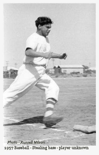 1957 Baseball 5