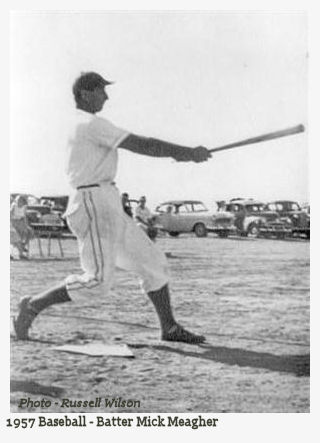 1957 Baseball 6