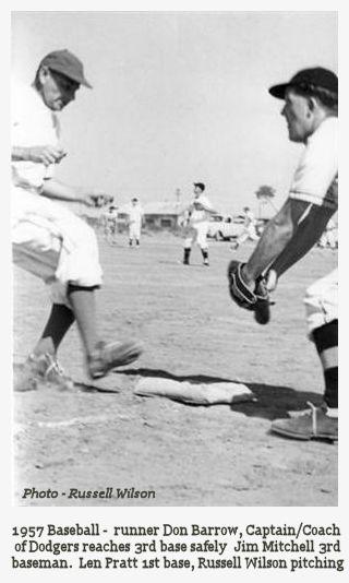 1957 Baseball 7