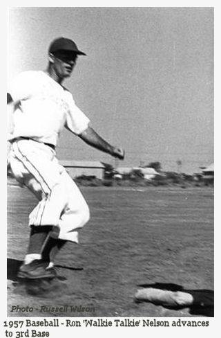 1957 Baseball 9